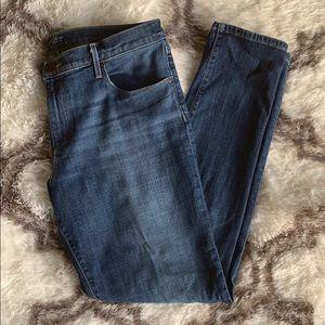 LOFT Women's Relaxed Skinny Jeans